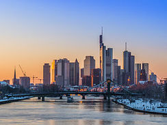 September 2018 - Out of hours cabling project in Frankfurt